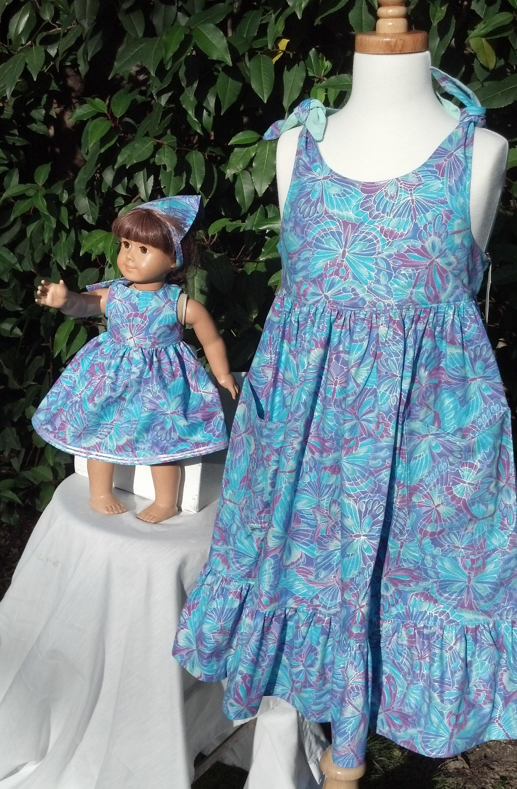 Fredricka Fashions matching pair