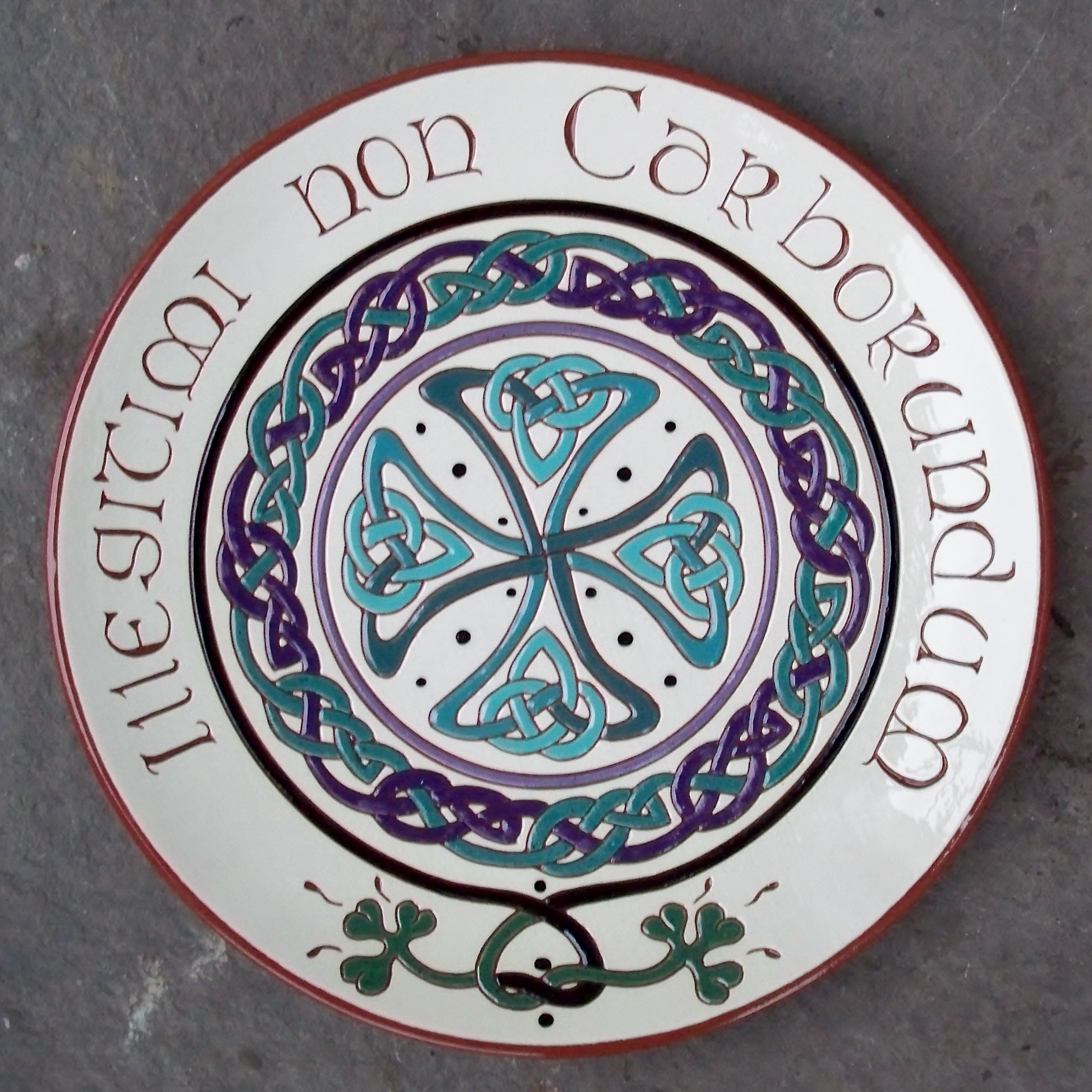 Redearthworks plate