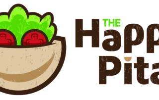 The Happy Pita- logo