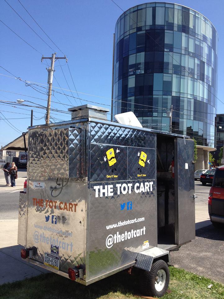 The Tot Cart- cart