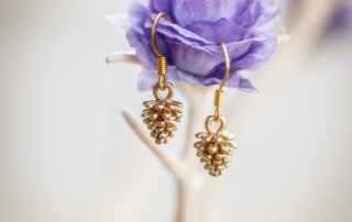 Adorned by Aisha - earrings