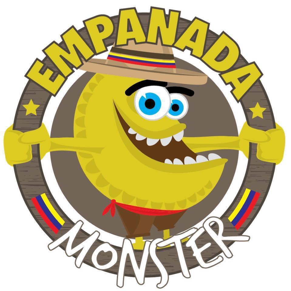 EMPANADA MONSTER Logo