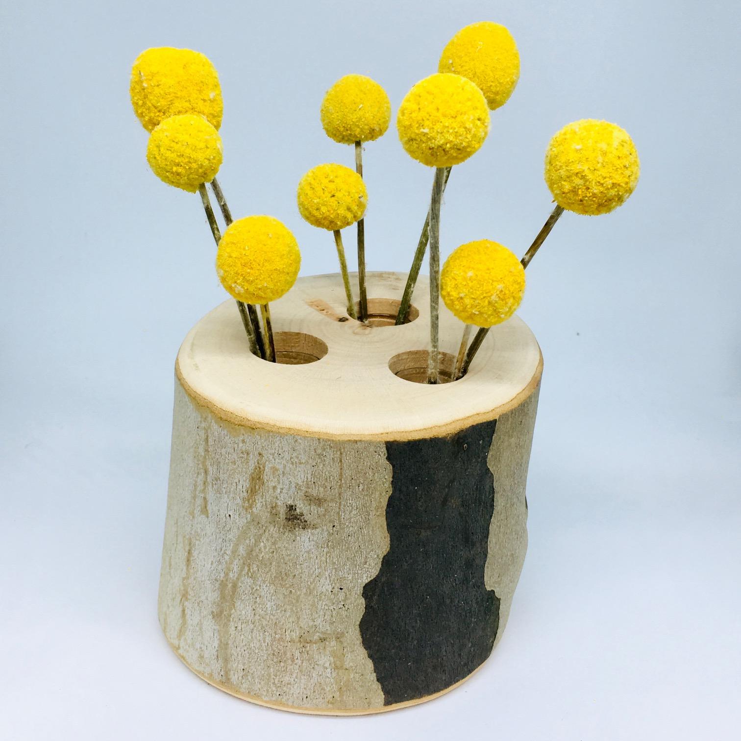 MasonMade Triple Tiny Vase