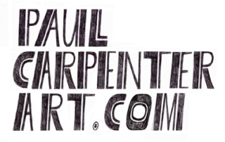 Paul Carpenter Art logo