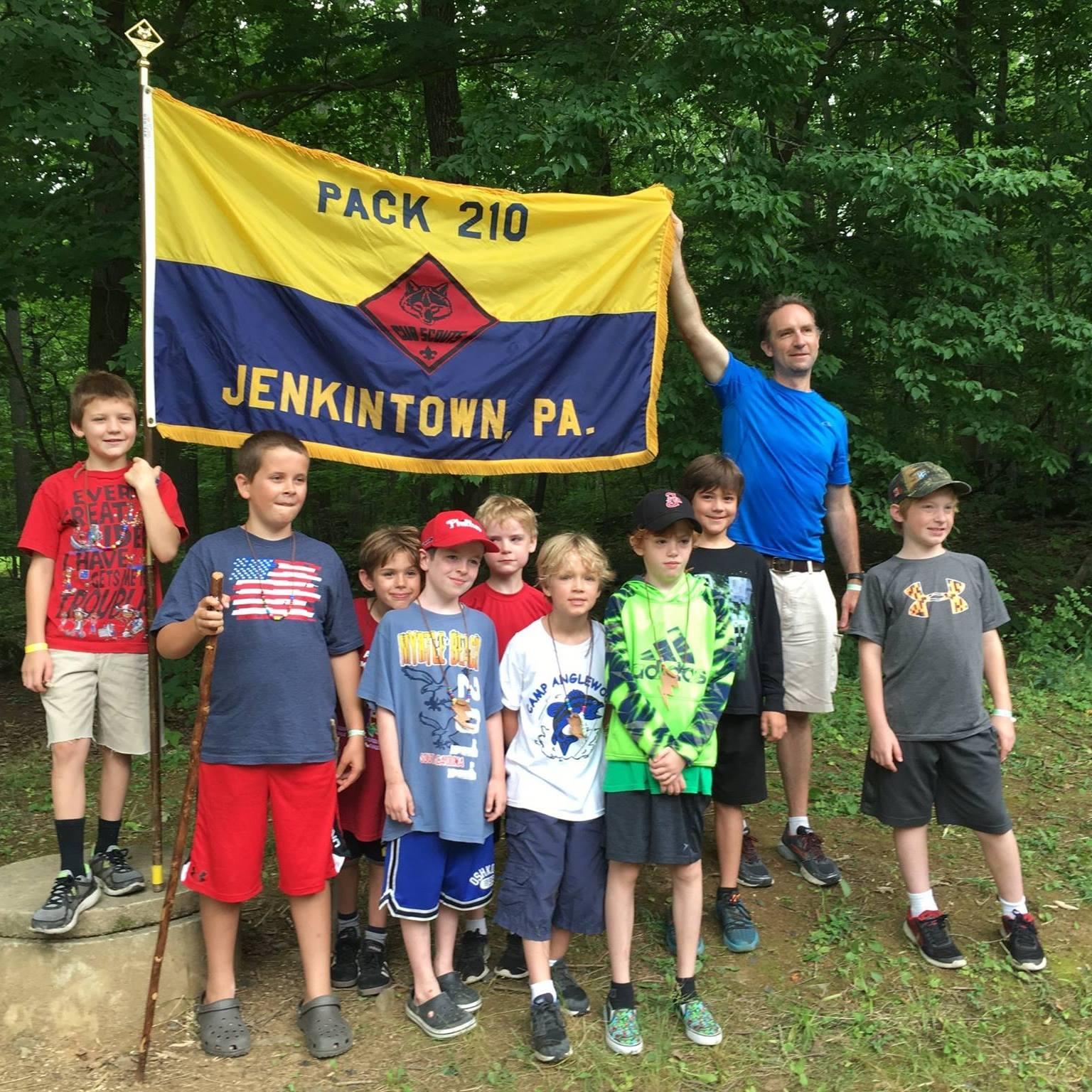 Jenkintown Cub Scouts Pack 201- Sponsor Link