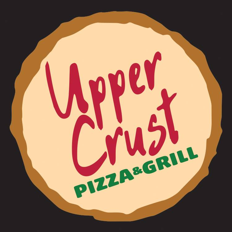 Upper Crust Pizza & Grill Logo and link