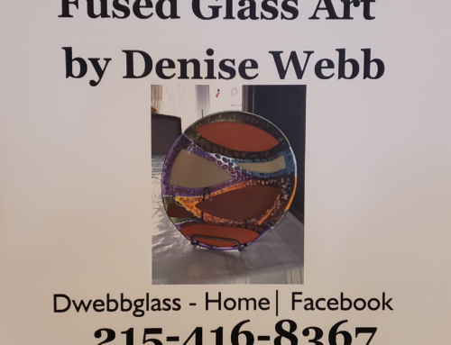 Fused Glass Art by Denise Webb