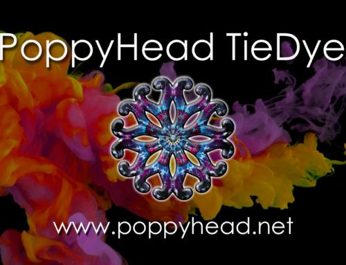 Poppyhead Tie Dye