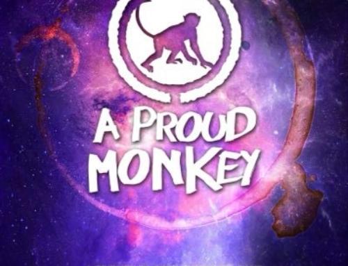 A Proud Monkey