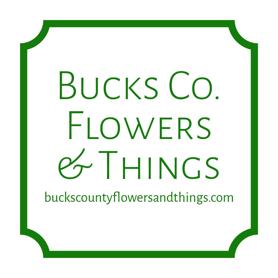 Bucks County Flowers + Things
