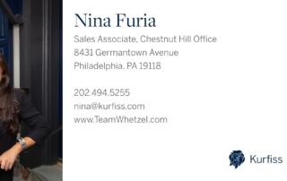 Redirect to Nina Furia - Team Whetzel